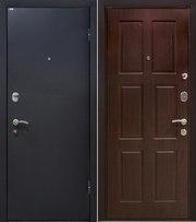 Двери входные с повышенной шумо- и теплоизоляцией.